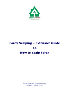 Forex Scalping – Extensive Guide on How to Scalp Forex