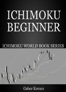 Ichimoku World Book Series Volume One Ichimoku Beginner